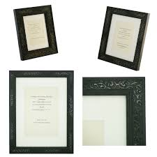 a range of high quality ornate antique black wooden shabby chic style photo frames with a single mount for a 5 x 3 5 a4 pictures