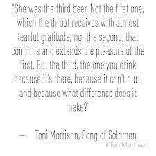 Song Of Solomon Quotes 16 Stunning Toni Morrison Poems