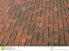 Brick Walkway Patterns Fascinating Brick Walkway Pattern Stock Image Image Of Texture Rectangular