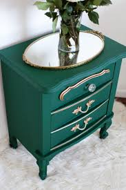 green painted furniture. Table Makeover With Chalk Paint® By Annie Sloan (8).jpg Green Painted Furniture E