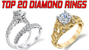 Female Engagement Ring Designs Top 20 Latest Diamond Ring Design For Female Engagement
