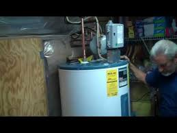 ruud 50 gallon electric water heater. Exellent Electric Plumber In Annapolis Installs Ruud Water Heater To 50 Gallon Electric O