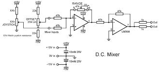 ken stone's modular synthesizer Arduino Joystick Schematic Joystick Schematic Diagram #24
