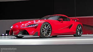 new toyota sports car release dateToyotaBMW Sportscar Might Come Out in 2016  autoevolution