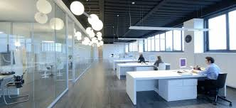 lighting in offices. Delta Light - Empoli (IT) Lighting In Offices