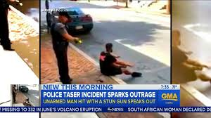 Man Hit With Stun Gun By Lancaster Police Speaks Out