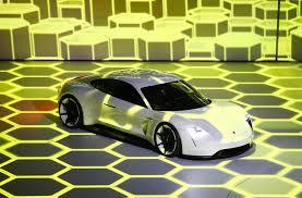 Porsche Mission E  R