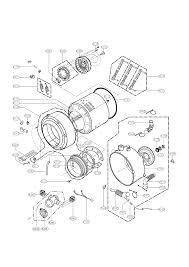 Marvelous lg front load washer parts diagram contemporary best