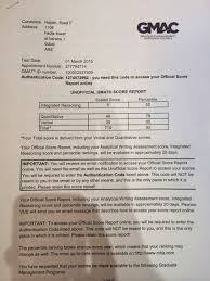 gmat test score of mr farrukh %score card% jpg 5 paragraph essay on articles of confederation vs constitution