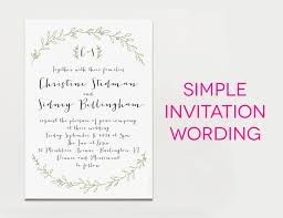wedding invitation wording creative and traditional a practical When Is It Appropriate To Send Out Wedding Invitations wedding invitation wording examples in various styles when is a good time to send out wedding invitations