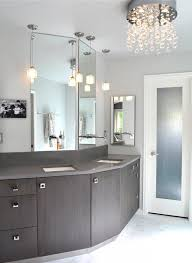 modest design bathroom chandeliers ideas spectacular for in the