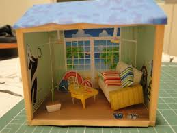 Living Room Craft Living Room Papercraft By Bslirabsl On Deviantart