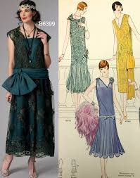1920s Dress Patterns
