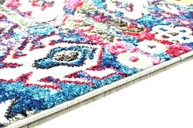 elegant bright multi colored area rugulti colored area rugs bright color impressive contemporary rug