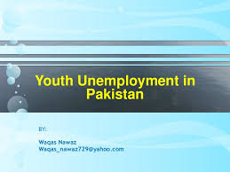 youth unemployment in