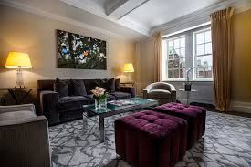 Hotel Suites In Manhattan The Mark Hotel Two Bedroom Premier Suite - Two bedroom suite hotels