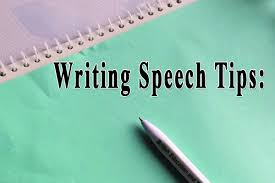 five tips for writing the best speech in english best speech five tips for writing the best speech in english
