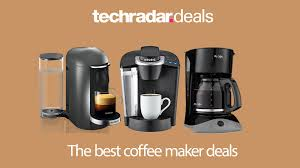 Shop for coffee makers keurig online at target. The Best Cheap Coffee Maker Sales And Deals For April 2021 Techradar