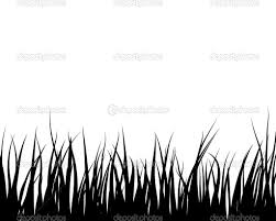 tall grass silhouette.  Tall Tall Grass Silhouette Vector For O