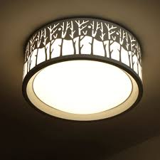 close to ceiling light fixtures designs