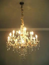 chandeliers chandelier chain cover burlap medium size of chandeliers fabric elegant design amazin