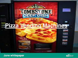 Tombstone Pizza Vending Machine Locations Custom The Death Of Discovery