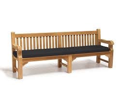 Outdoor Bench Cushion 2 4m Lindsey Teak