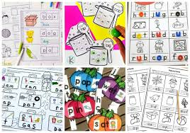 If you do much reading about how to teach early readers, you will come across cvc. 50 Fun Cvc Words Activities