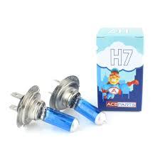 Opel Corsa D 12 H7 55w Ice Blue Upgrade Xenon Hid Main High Beam Headlamp Bulbs Ebay