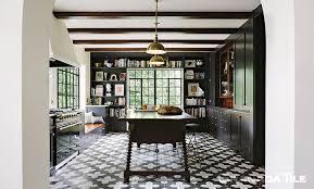 cement kitchen floor tile badajoz