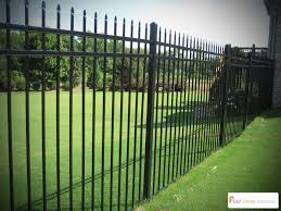 Metal Fence Residential Metal Fencing Fence S Nongzico