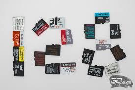 Лучшие <b>карты</b> microSD объёмом 128 Гбайт: сравнительный тест ...