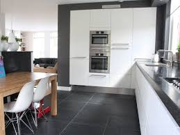 Image Grey Freshomecom Kitchen Flooring Ideas And Materials The Ultimate Guide