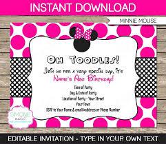 email birthday invitation minnie mouse evite invitations biggroupco co