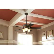 oil rubbed bronze ceiling fans with lights hunter ceiling fan oil