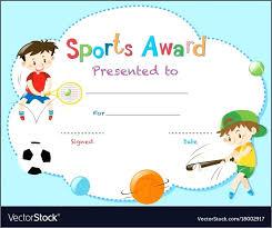 Sports Certificates Running Award Certificate Template Basketball