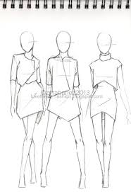 Sketching Clothing The Sketchbookgreat Fashion Sketch Great Fashion Sketch X
