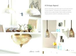 glass lamp shades chandelier