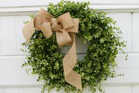 Backyards : Front Door Wreaths Il Fullxfull Decorative For Spring ...