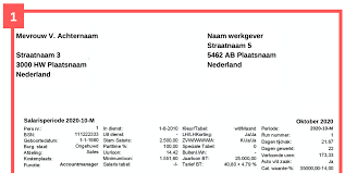 Compare health insurance plans in the netherlands. Payslip In The Netherlands How Does It Work Blog Parakar