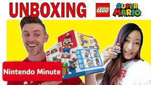 Unboxing ALL <b>LEGO Super Mario</b> sets coming Aug. 1! - YouTube