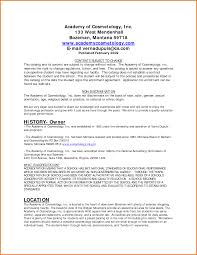 Resume Examples For Cosmetologist Sample Cosmetologist Resume Resume Samples 17