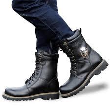 Teen guys mid calf boots