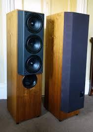 kef 105 speakers. loudspeakers - kef 105/3s reference series speakers mundorf supreme x-overs, 105 a