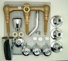 three handle tub shower faucet american standard 3 handle tub shower faucet repair pfister 3