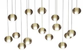 orion 16 light led rectangular floating glass ball chandelier rectangular floating glass ball chandelier designs