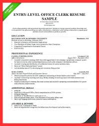 office clerk resume payroll clerk resume sample best solutions of sample office clerk