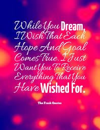 Quotes About Dreams And Wishes Best Of Good Night Wishes Quotes Hd Still New HD Quotes