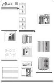 hunter thermostat wiring diagram images hunter thermostat hunter thermostat 44132 wiring hunter circuit wiring