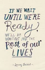 Waiting Quotes Inspiration If We Wait Quote Picture